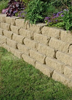Marshalls - Croft Stone - Walling - Buff - 300 x 170 x 100mm