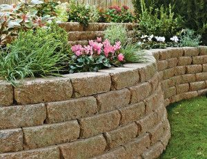 Marshalls Croft Stone Weathered Walling