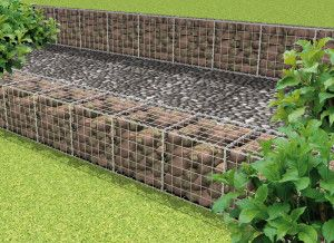 Gabion Basket Cubes - Various Sizes