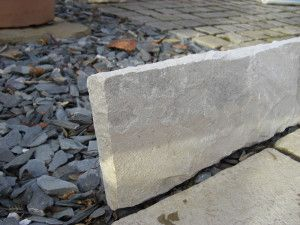 Bradstone - Natural Sandstone Edging / Coping - Fossil Buff