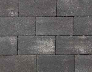 Marshalls - Concrete Driveway Block Paving - Driveline Nova Smooth - Pebble Grey