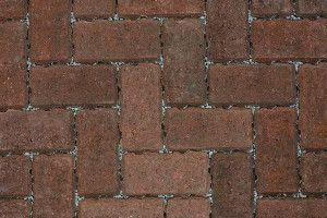 Marshalls - Concrete Driveway Block Paving - Driveline Priora - Burnt Ochre