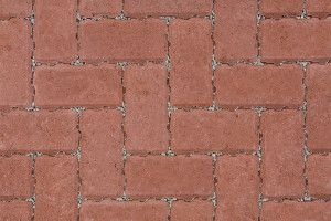 Marshalls - Concrete Driveway Block Paving - Driveline Priora - Red