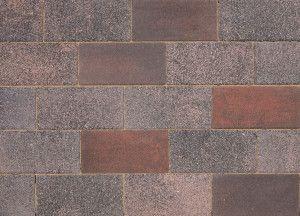 Marshalls - Concrete Driveway Block Paving - Driveline Nova Coarse - Brindle