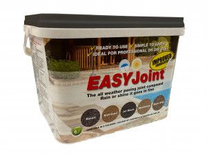 EASYJoint - Paving Grout - Jet Black - 12.5Kg