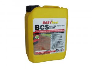 EASY Seal - BCS - Block and Concrete Sealer - 5l
