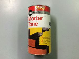 Everbuild - Powder Mortar Tone (Cement Dye) - 208