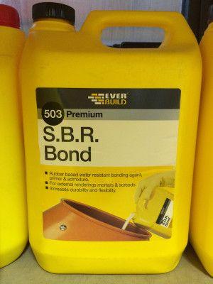 Everbuild - SBR Bond - 503 - 5L