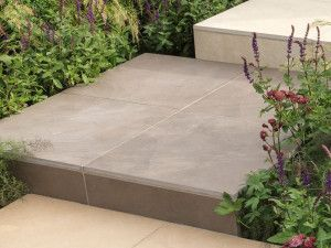 Stonemarket - Fortuna Vitrified Paving - Bronze - Project Pack
