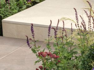 Stonemarket - Fortuna Vitrified Paving - Cream - 595 x 595mm