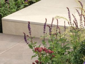 Stonemarket - Fortuna Vitrified Paving - Cream - Project Pack