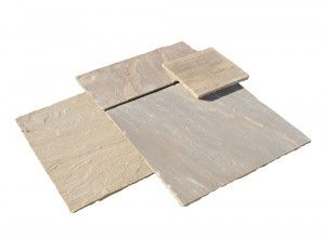 Global Stone - Gardenstone Collection - Buff Blend - Project Pack