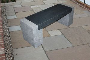 Global Stone - Features Collection - Granite - Bench