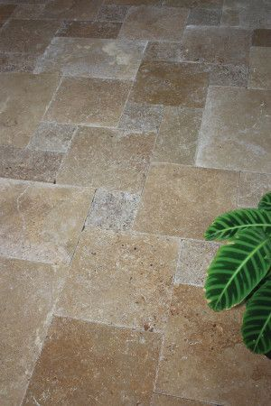 Global Stone - Travertine Collection - Cappucchino Paving - Project Pack