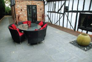 Global Stone - Limestone Collection 600 Series - Midnight Black - Project Pack