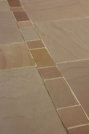 Global Stone - Artisan Collection - Mirage Pathway Setts - Modak Rose