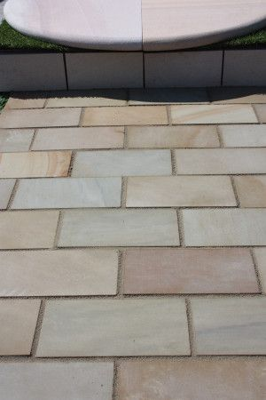 Global Stone - Artisan Collection - Mirage Pathway Setts - York Green