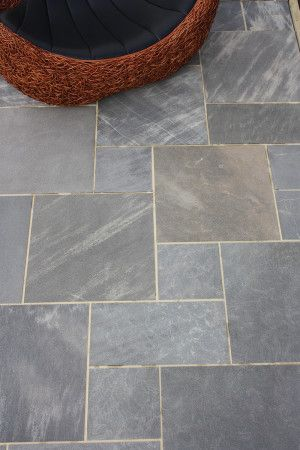 Global Stone - Artisan Collection - Serenity Paving - Monsoon - Project Pack