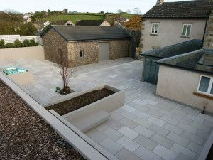 Global Stone - Artisan Collection - Serenity Paving - York Green - Project Pack