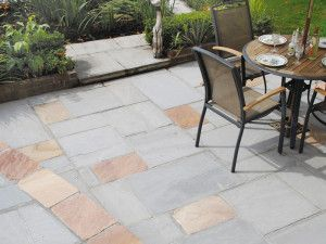 Global Stone - Sandstone Collection - Castle Grey - Single Sizes