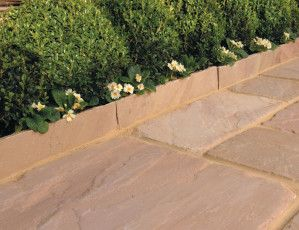 Global Stone - Edgings - Modak Rose - 560 x 140mm