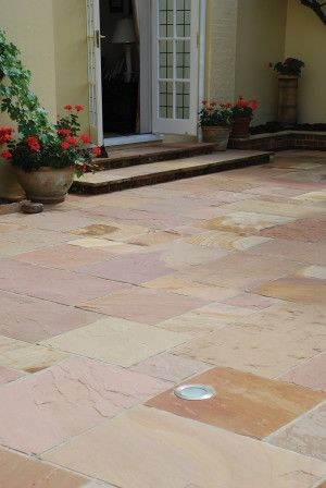 Global Stone - Sandstone Collection - Modak Rose - Single Sizes