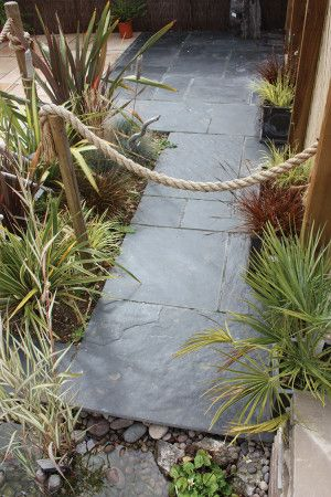 Global Stone - Slate Collection - Carbon Grey - 915 x 610mm