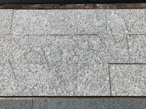 Natural Granite Sawn Block Paving Setts - Light Grey - Project Pack