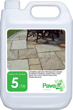 Pavetuf - Specialist Cleaners - Green-off Cleaner - 5ltr