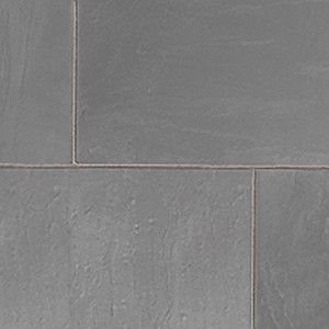 Natural Paving - Premiastone - Slate - Grey - Single Sizes