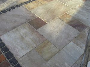 Indian Sandstone Paving - Raveena - Patio Pack