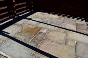Natural Sandstone Paving - Historical Range - York - Patio Pack