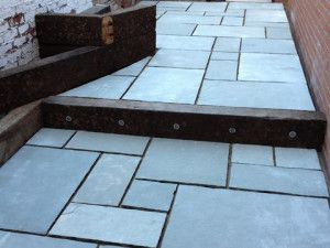 Indian Limestone Paving - Ocean Kota Blue - Single Sizes