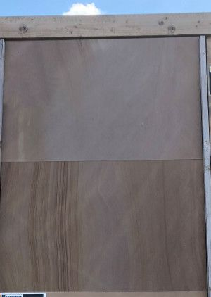 Indian Sandstone Paving - Polished Woodland