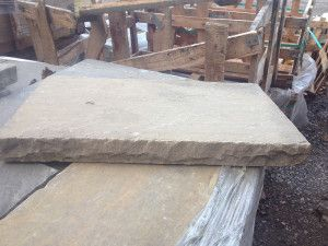 Natural Indian Sandstone Copings - Raj Green