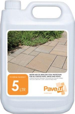 Pavetuf - Specialist Sealants - Invisible Sealer - 5ltr