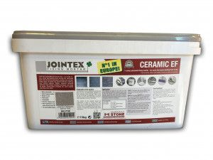Jointex - Ceramic Extra Fine - Pointing Mortar - Stone Grey 15Kg