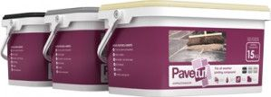 Pavetuf - Specialist Grout - Jointing Compound - Black - 15kg