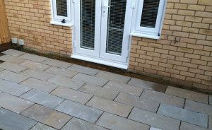 Indian Sandstone Paving - Kandla Grey - Single Sizes