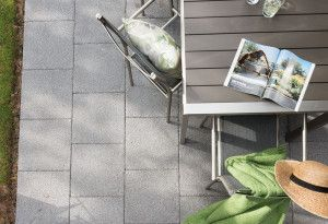 Bradstone - Mahina Paving - Dark Grey - Single Sizes