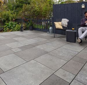 Marshalls - Sylvern Garden Paving - Ethically Sourced Limestone - Project Pack