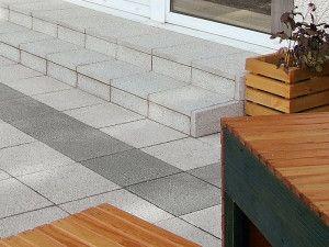 Marshalls - Argent Paving - Light - Coarse - Pressed Concrete - Single Sizes