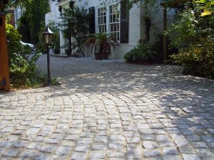 Marshalls - Cropped Granite Setts - Silver Grey