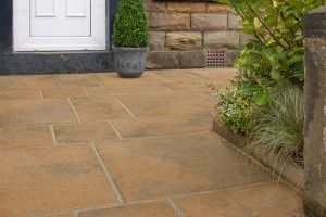 Marshalls - Firedstone Paving - Autumn - Single Sizes