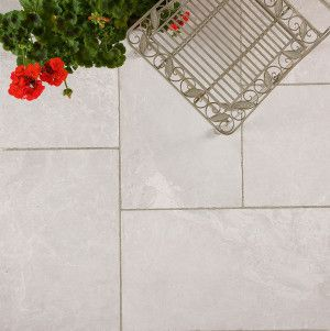 Marshalls - Lazaro Marble Paving - Shell - Project Pack