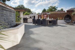 Marshalls - Symphony Vitrified - Grey - Single Sizes