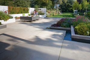 Marshalls - Fairstone Sawn Versuro King Size Garden Paving - Golden Sand Multi - Single Sizes