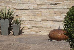Strata Stones - Meridian Wall Cladding - Split - Mint - 600 x 150 x 10-30mm