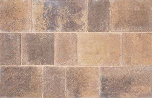 Bradstone - Block Paving - Monksbridge - Woodland - Mixed Pack