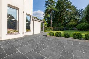 Marshalls - Natural Slate Paving - Blue - Project Pack